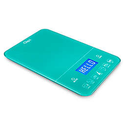 Ozeri® Touch III Digital Kitchen Scale with Calorie Counter in Teal