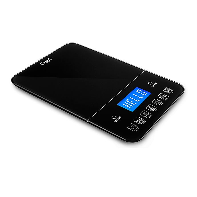 Alternate image 1 for Ozeri® Touch III Digital Kitchen Scale with Calorie Counter