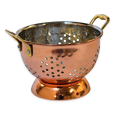 Denmark Stainless Steel Copper Plated Colander