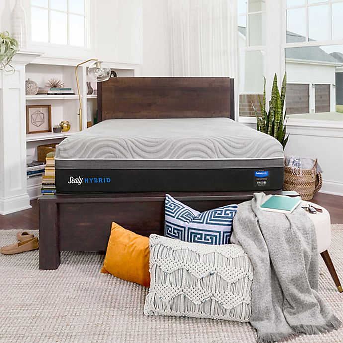 Alternate image 1 for Sealy® Hybrid Performance 13.5-Inch Pillowtop Firm Twin XL Mattress