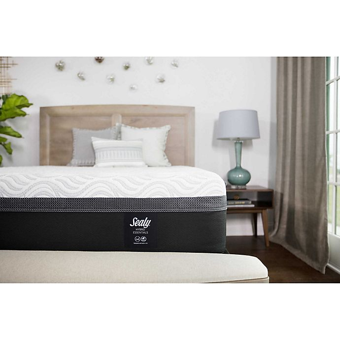 Alternate image 1 for Sealy® Hybrid™ Essentials 12-Inch Firm Full Mattress