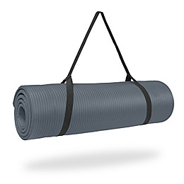 Pure Fitness®  Extra Thick High Density Exercise Mat