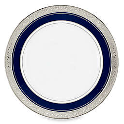 Noritake® Crestwood Cobalt Platinum Bread and Butter Plate