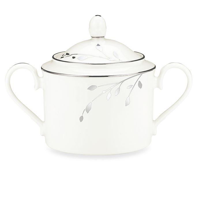Alternate image 1 for Noritake® Birchwood Covered Sugar Bowl