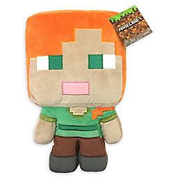 Mojang Minecraft Alex Pillow Buddy in Tan