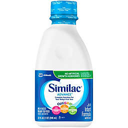 Similac® Advance Ready to Feed 32 oz. Bottle