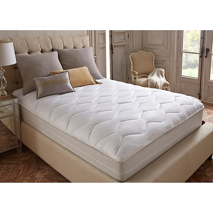 Alternate image 1 for Stearns & Foster® Ultra Plush Mattress Pad