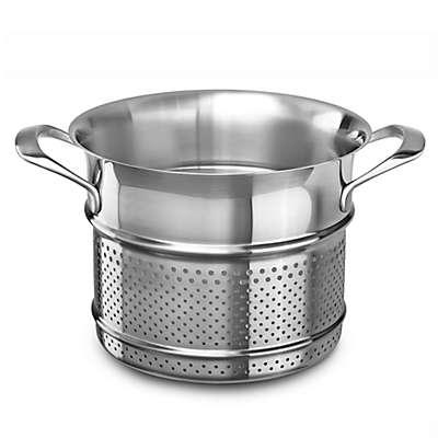 Kitchenaid® 8 qt. 18/10 Stainless Steel Pasta Insert