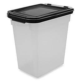 IRIS® Airtight 10 lb. Pet Food Storage Container