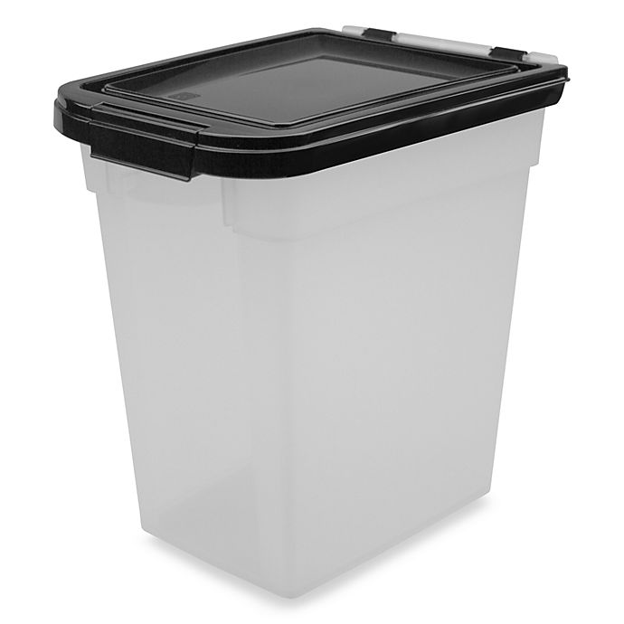 Alternate image 1 for IRIS® Airtight 10 lb. Pet Food Storage Container