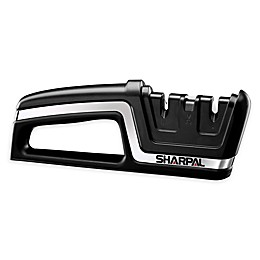 SHARPAL Classic Version Knife & Scissors Sharpener in Black
