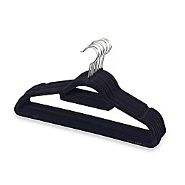 Real Simple® Slimline 12-Count Velvet Suit Hangers
