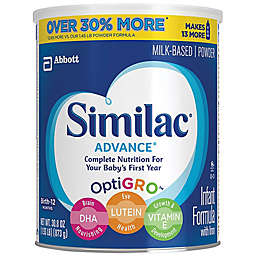 Similac® Advance® 1.93 lb. Powder Infant Formula with Iron