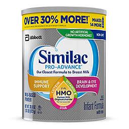 Similac® Pro-Advance Value Size 30.8 oz. Infant Formula Powder