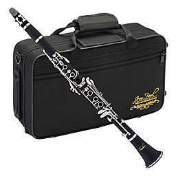 Jean Paul Student Clarinet with Case in Black