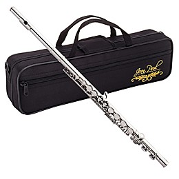 Jean Paul Student Flute with Case in Silver