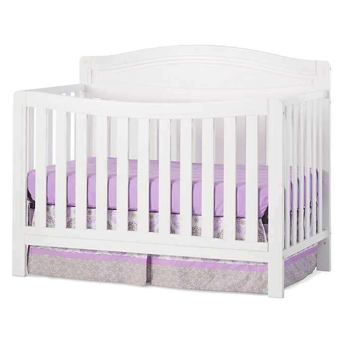 Alternate image 1 for Child Craft™ Dresden 4-in-1 Convertible Crib