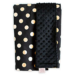 Bambella Designs Polka Dot Stroller Blanket