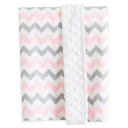 Bambella Designs Chevron Stroller Blanket