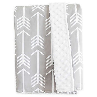 Bambella Designs Arrows Stroller Blanket