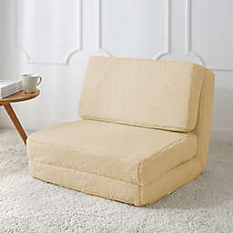 Urban Shop Sherpa Flip Lounge Chair