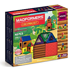 Magformers® 42-Piece Mini House Set