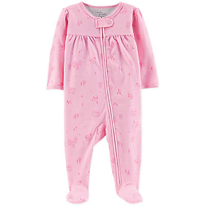 Little Planet™ Organic by carter's® Owl House Sleep N' Play in Pink