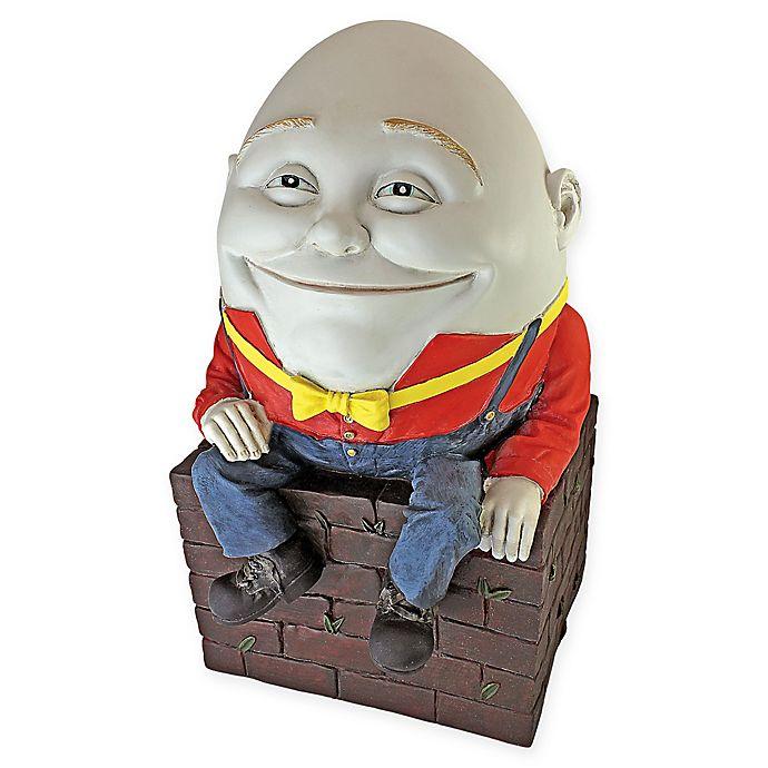 Alternate image 1 for Design Toscano Humpty Dumpty Sculpture