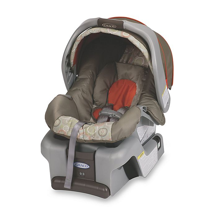 GracoR SnugRideR Classic ConnectTM 30 Infant Car Seat In ForecasterTM