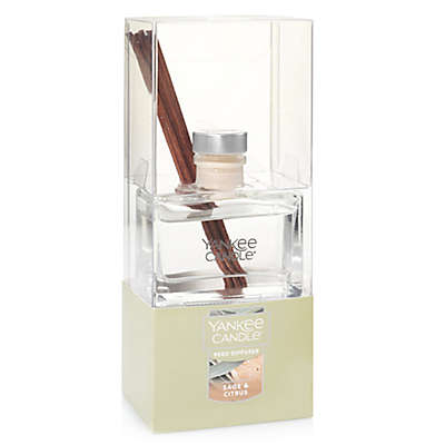 Yankee Candle® Flowery Fragrances Signature Mini Reed Diffuser in Sage & Citrus