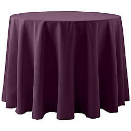Spun Indoor/Outdoor 72-Inch Round Tablecloth