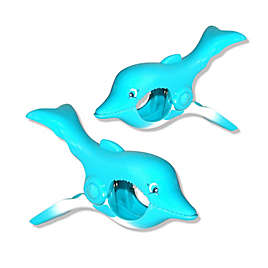 b439accdc457 Dolphin Boca Clips® (Set of 2)