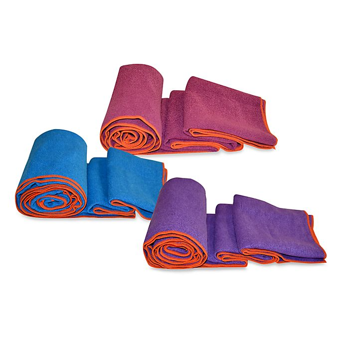 Alternate image 1 for Equanimity Yoga Towels