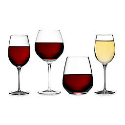 Luigi Bormioli Crescendo SON.hyx® Wine Glass Collection