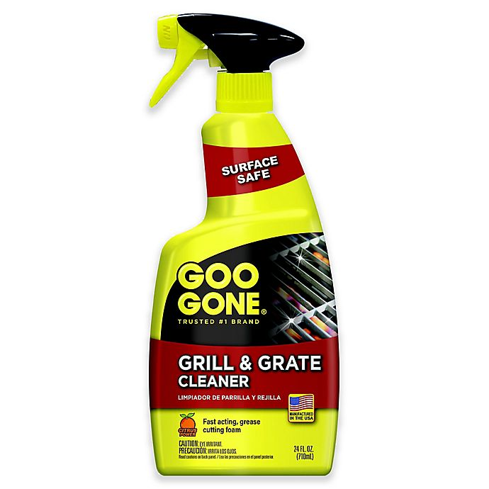 Alternate image 1 for Goo Gone® 24 oz. Grill & Grate Cleaner
