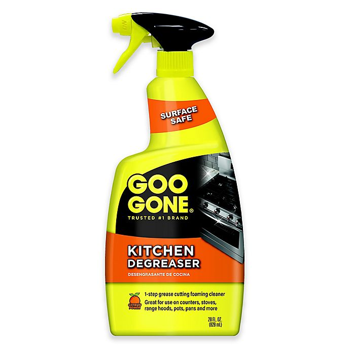 Goo Gone® Kitchen Grease Cleaner & Remover 28-Ounce Spray ...