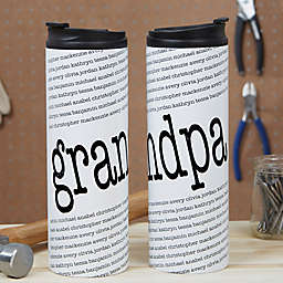 Our Special Guy 16 oz. Travel Tumbler