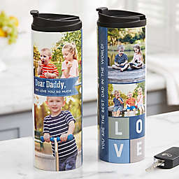 Dear…16 oz. Photo Travel Tumbler