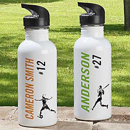 Sports Enthusiast 20 Sports 20 oz.  Water Bottle