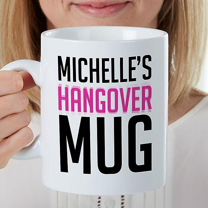 Alternate image 1 for My Hangover 30 oz. Oversized Coffee Mug