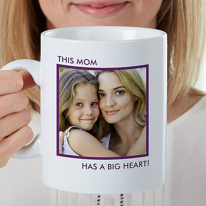 Alternate image 1 for Picture Perfect 30 oz. Oversized Coffee Mug