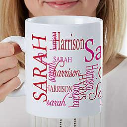 Signature Style For Her 30 oz. Oversized Coffee Mug