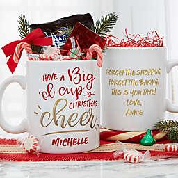 Christmas Cheer 30oz. Oversized Coffee Mug