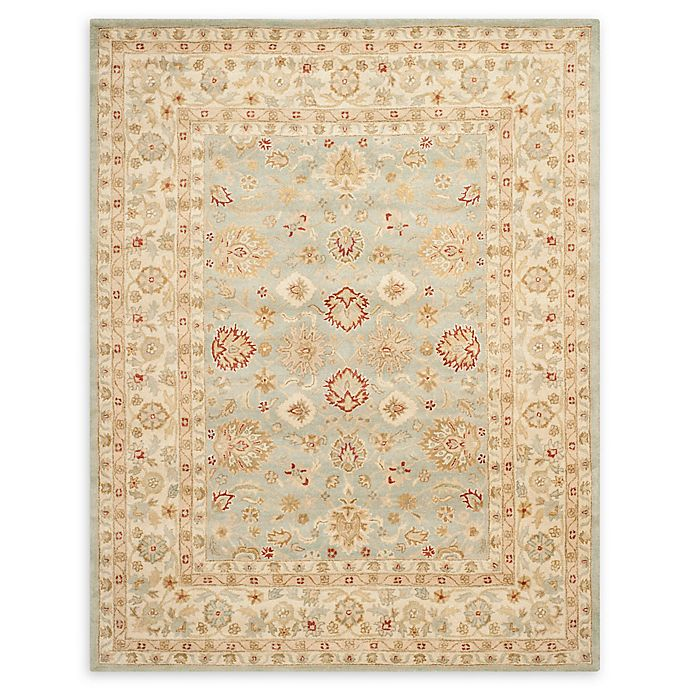 Alternate image 1 for Safavieh Antiquity 9' x 12' Area Rug in Grey/Blue