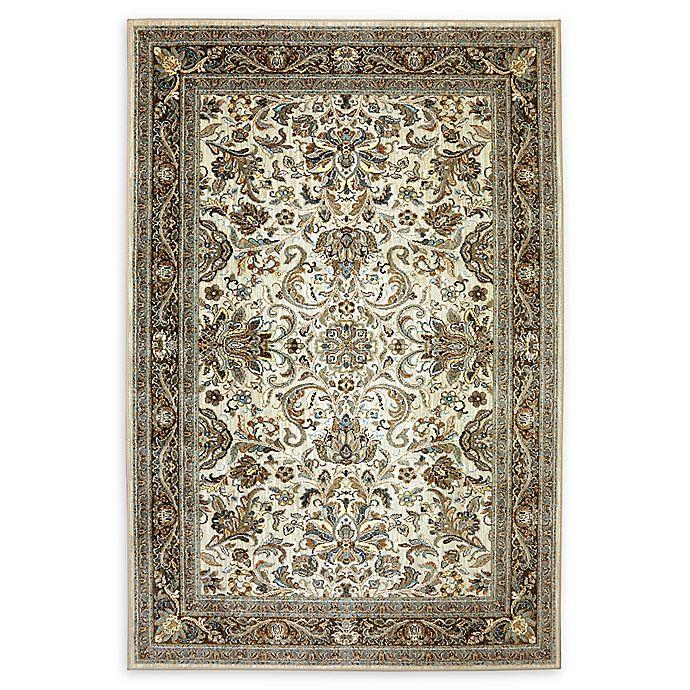 Alternate image 1 for Karastan Newbridge 12' x 15' Area Rug in Cream/Sandstone