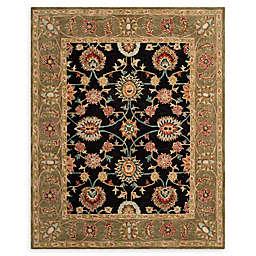 Safavieh Anatolia Melania 8' x 10' Handcrafted Area Rug in Black