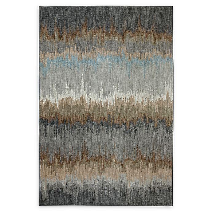 Alternate image 1 for Karastan Cashel Abyss 12' x 15' Area Rug in Blue/Grey