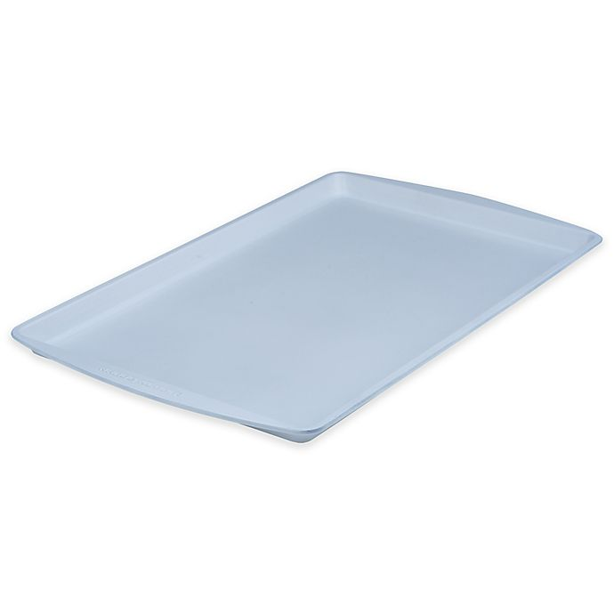 Alternate image 1 for Range Kleen® CeramaBake® 11-Inch x 17-Inch Cookie Sheet in White