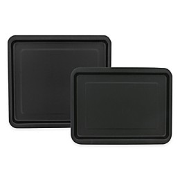 Ballarini La Patisserie 2-Piece Jelly Roll Pan Set in Black