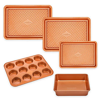 Copper Chef™ Diamond Nonstick Bakeware Collection